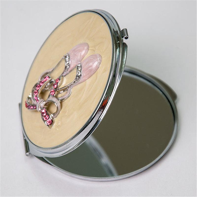 浪漫芭蕾舞鞋化妆镜