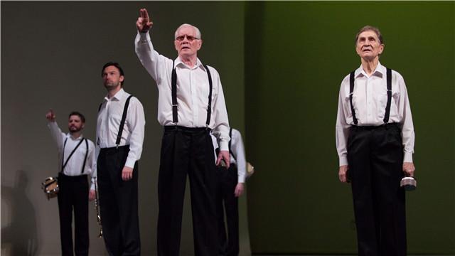 2017国家大剧院国际戏剧季:俄罗斯契诃夫国际戏剧节全男班《第十二夜》