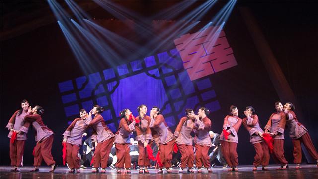 2017国家大剧院舞蹈节:东方歌舞团舞剧《兰花花》