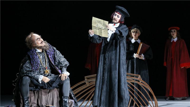威尼斯商人英语话剧_莎士比亚话剧相关图片展示_莎士比亚话剧图片下载