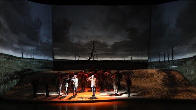 2017国家大剧院原创中国史诗歌剧《长征》