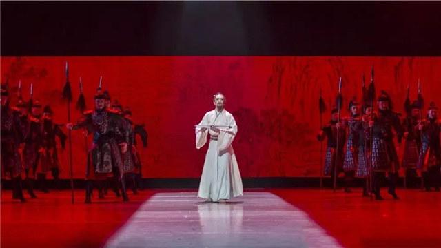 中国歌剧舞剧微变私服奇迹MU院舞剧《李白》 订票
