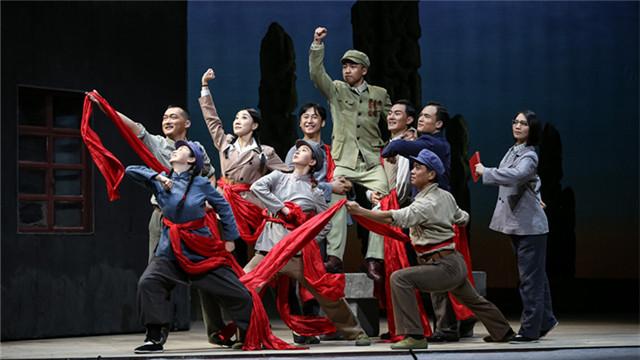 国家大剧院制作话剧《西望长安》 订票