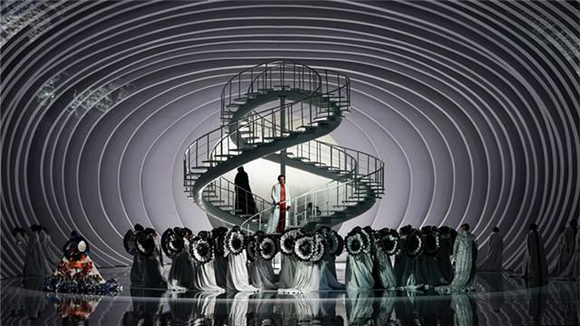 国家大剧院新制作夏尔・古诺歌剧《罗密欧与朱丽叶》 订票