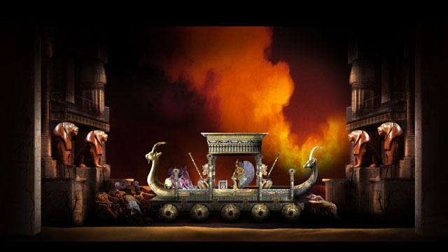 国家大剧院制造歌剧《阿依达》 订票