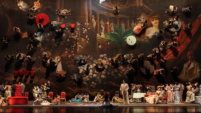 国家大剧院制作威尔第歌剧《茶花女》 订票