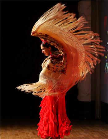 哈维·梅兰6岁开始进行弗拉明戈舞蹈的学习,先后师从多位著名弗拉