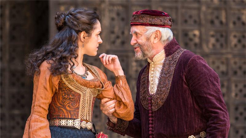 《威尼斯商人》搬上大剧院的舞台