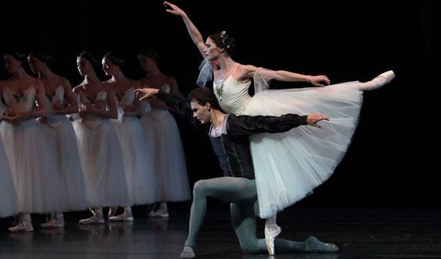 荷兰肺炎芭蕾舞团《吉赛尔》首演v肺炎得了恢复期病毒性国家图片