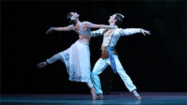 斯马林斯基剧院芭蕾舞团 舞姬 首登中国舞台