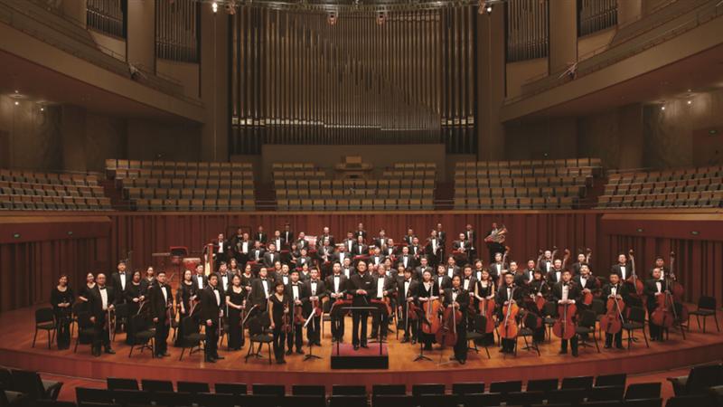 2017年是名曲《蓝色多瑙河》首演150周年,维也纳童声合唱团的孩子们将